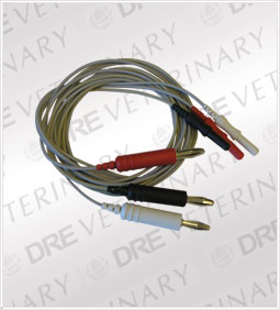 3-Lead ECG Adapter Cable - DIN to Banana