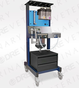 DRE University Pro Veterinary Anesthesia Machine