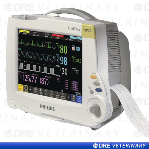 Used - Philips Intellivue MP30 Patient Monitor