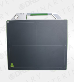 Equine Wireless X-Ray Plate 10x12