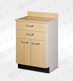 Treatment Cabinet with 2 Doors and 2 Drawers
