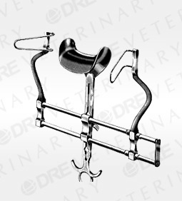 Baby Balfour Retractor