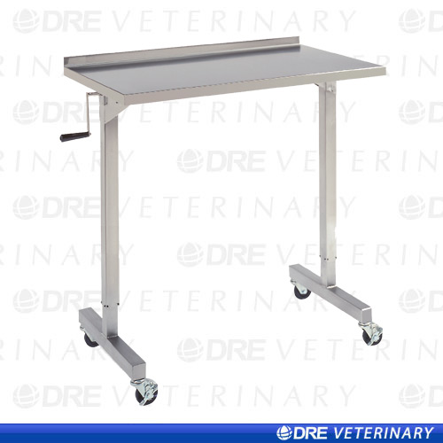 Dre Over Instrument Table