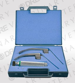 Sun-Med Sun-Flex Fiber Optic Miller Profile Laryngoscope Set