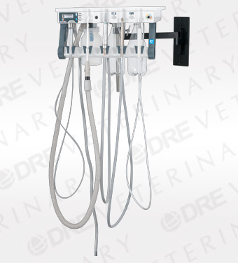 HighDent Quattro Plus Wall Mount Dental Unit with Piezo Scaler