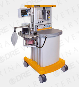 DRE Integra SL-MRI Veterinary Anesthesia Machine