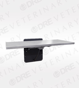 DRE Lateral Mount Exam Table (Fold-Up)