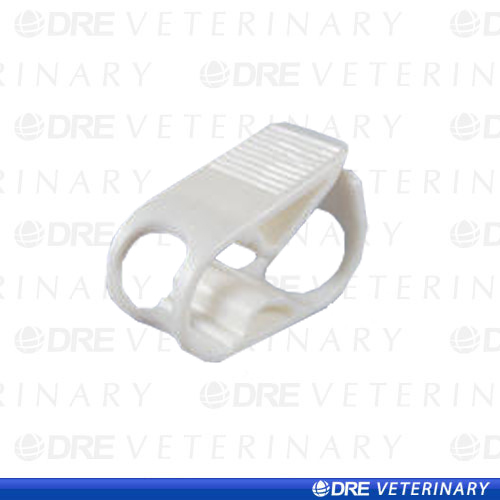Dual Pinch Nylon Clamp Pack of 5 (IV Clamp)