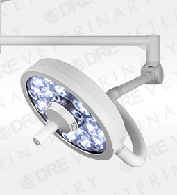 DRE Vision EX5 Minor Surgery Light - Single Wall Mount