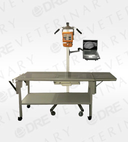 DRE Deluxe X-Ray Table