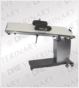 Pannomed Aeron Veterinary Surgical Table: C-Arm Compatible: Flat Top Electrical