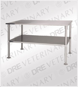DRE Stainless Steel Work Table