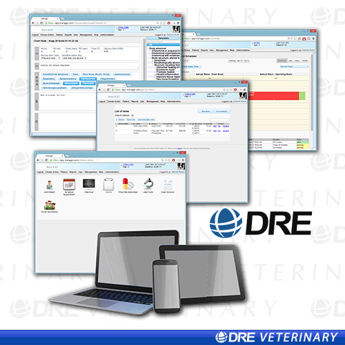 Hippo Manager Veterinary Practice Management Software