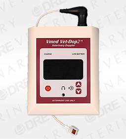 Vet-Dop 2 Doppler Blood Pressure System