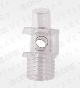Adult/Pediatric Airway Adapter for Capnostat 5