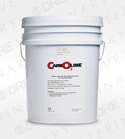 Carbolime 5 Gallon Bucket for Canister Refill