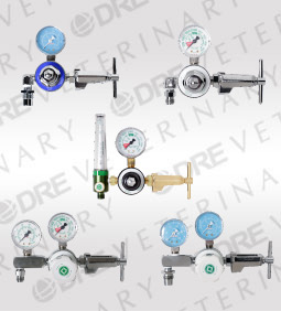 E-Cylinder Pressure Regulators