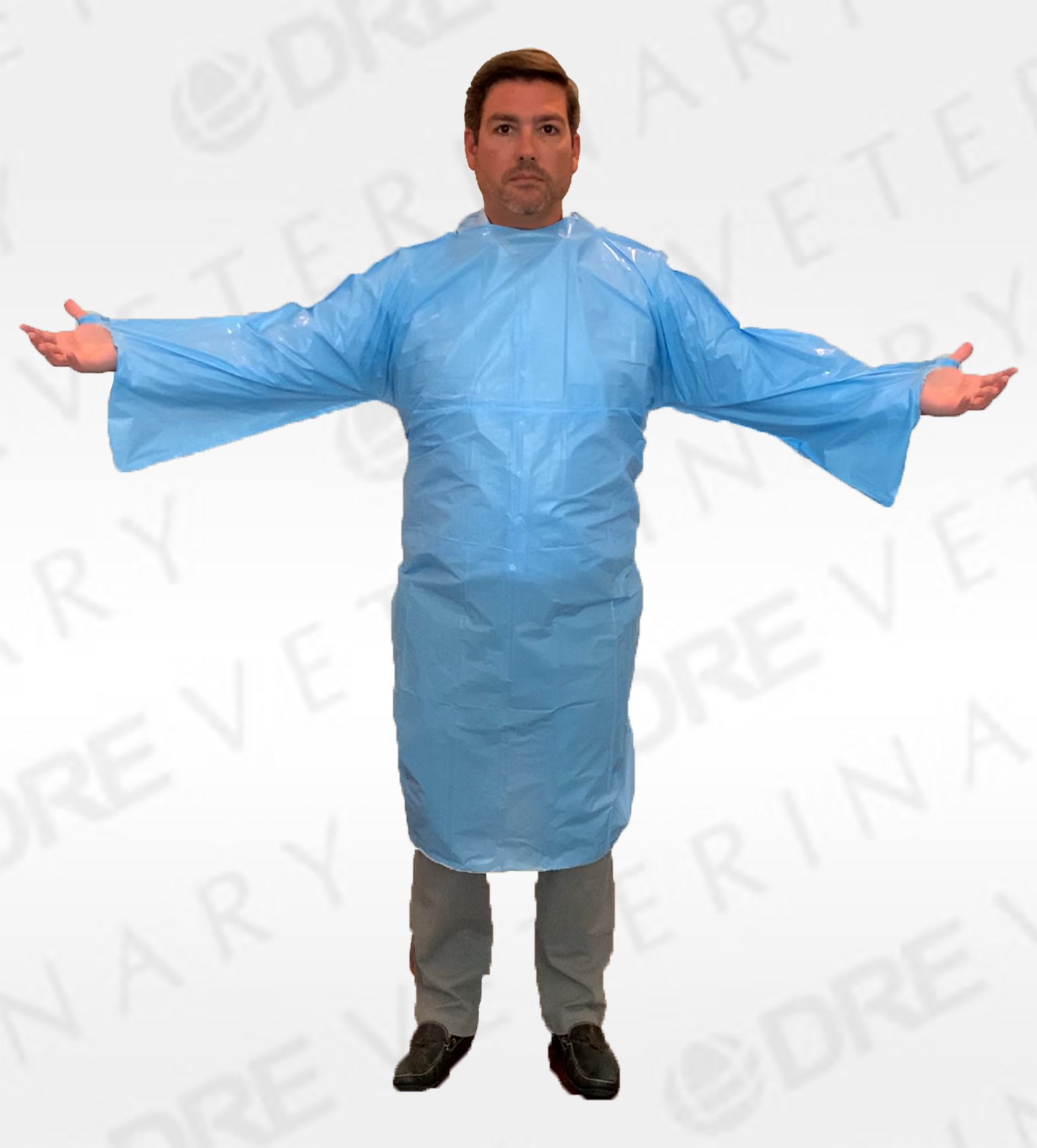 Non-Surgical Isolation Gown