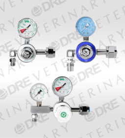 H-Tank Pressure Regulators