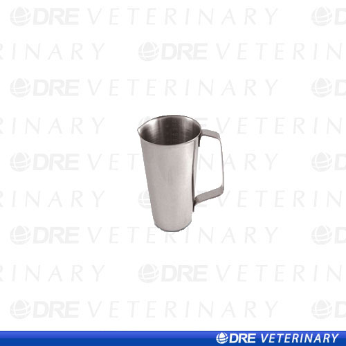 Stainless Steel Graduated Measuring Cup