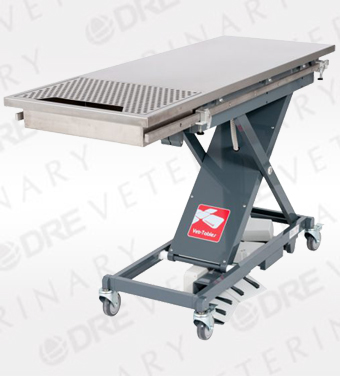 Scissor Dental Vet Table