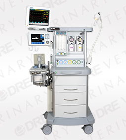 DRE Integra SL Veterinary Anesthesia Machine