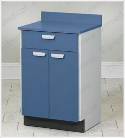 Single Base Cabinet with 2 Doors and 1 Drawer