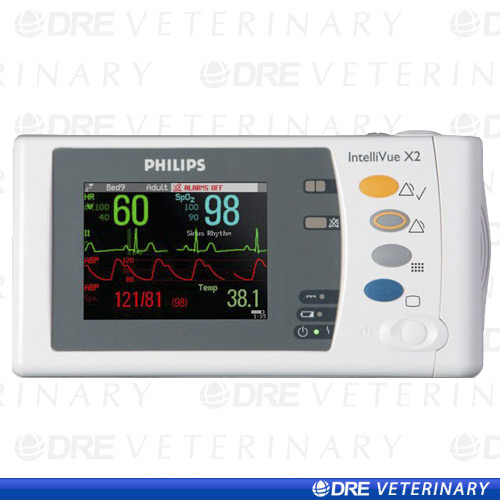 Used - Philips Intellivue X2 Portable Patient Monitor