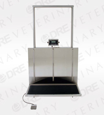 Elite Wall Mounted Lateral Lift Table with Scale