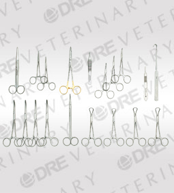 General Surgery Pack- German Stainless Steel