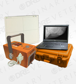 DRE Wireless Equine DR X-Ray System
