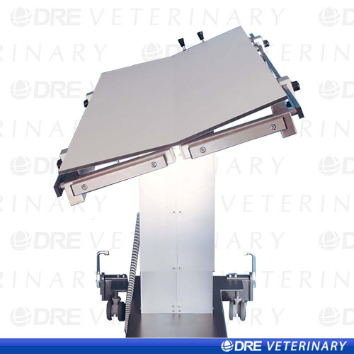 Pannomed Aeron Veterinary Surgical Table: C-Arm Compatible: V-Top Electrical