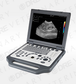 DRE N3000 Portable Color Doppler Veterinary Ultrasound System