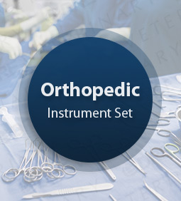Standard Veterinary Orthopedic Instrument Set - Miltex