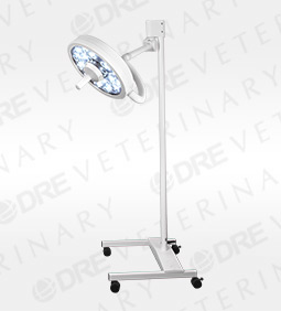 DRE Vision EX5 Minor Surgery Light - Portable Floor Light
