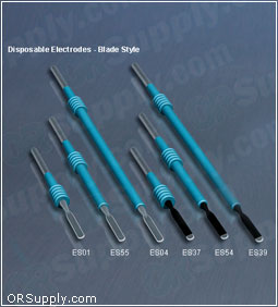 Bovie Disposable Sterile Blade ESU Electrodes