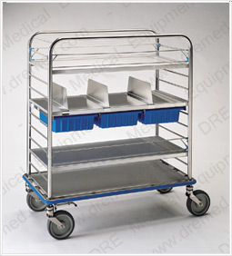 Pedigo CDS-148 Distribution Cart