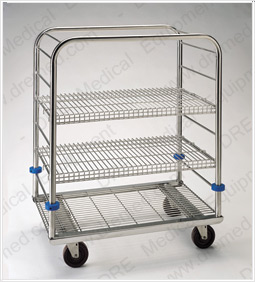 Pedigo CDS-150 Open Case Cart