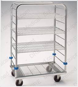 Pedigo CDS-151 Open Case Cart