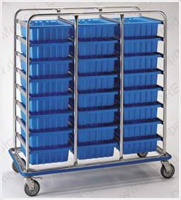 Pedigo CDS-152(24) Supply Cart