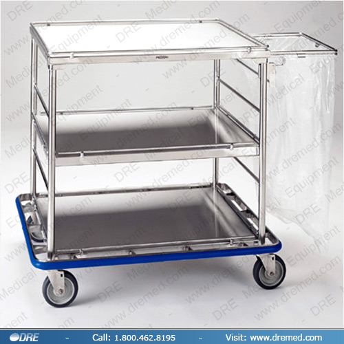 Pedigo CDS-153 Open Case Cart