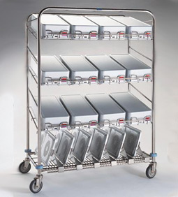 Pedigo CDS-160 Instrument Cart