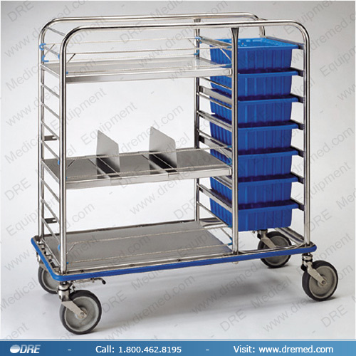 Pedigo CDS-177 Supply Cart