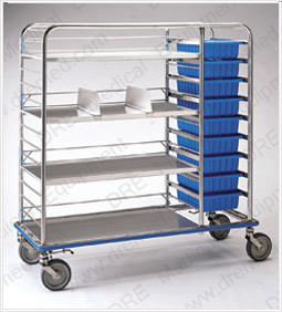 Pedigo CDS-178 Supply Cart