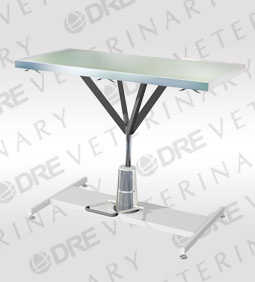 DRE Element Plus Hydraulic Table (with drain hole & pail hook)