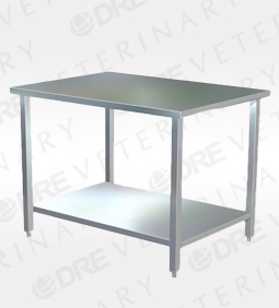 DRE Stainless Steel Grooming/Work Table