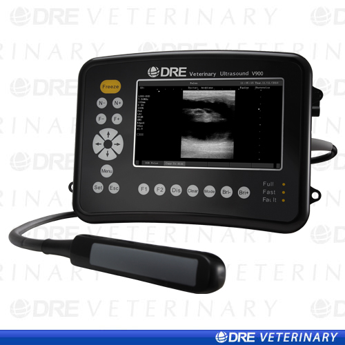 DRE V900 Portable Digital Veterinary Ultrasound System