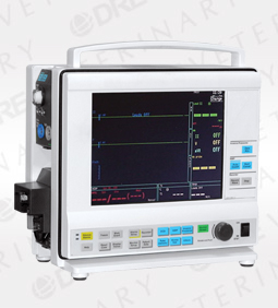 Refurbished - Datex AS/3 Compact Multi-Parameter Patient Monitor