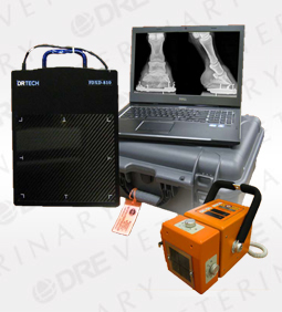 DR 2500 Flat Panel Digital Navigator Package with X-Ray