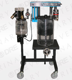 Drager Large Animal Anesthesia Machine